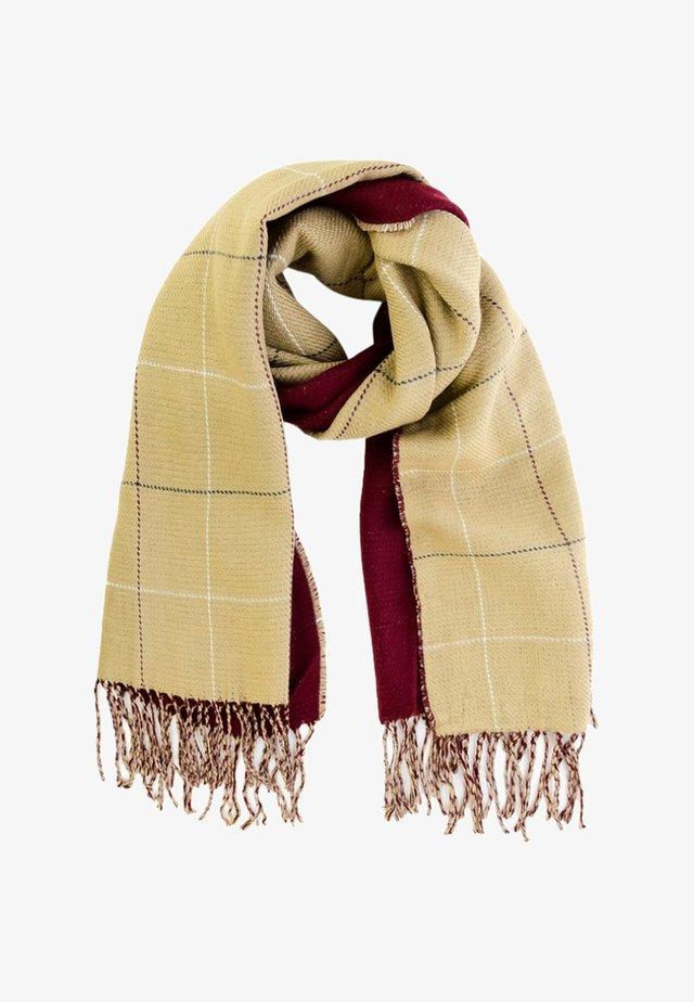 GAIRO - Sjaal - beige