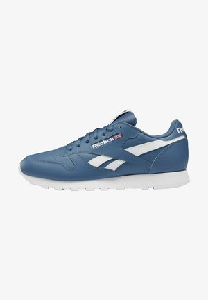 CLASSIC LEATHER SHOES - Joggesko - blue
