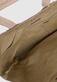 Pepe Jeans - NURIA BAG - Torba na zakupy - natural - 5