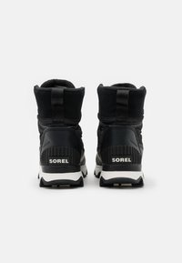 Sorel - KINETIC SPORT - Vinterstøvler - black - 3