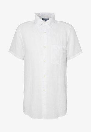 REGULAR BLOCK - Camisa - white