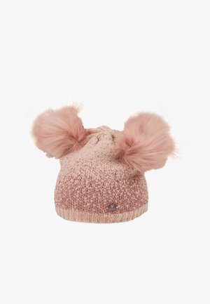 MINI - Beanie - rose tan