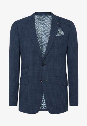 ZENAR SPLIT - Suit jacket - dark blue