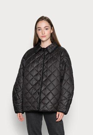 LIBERTY JACKET - Summer jacket - washed black
