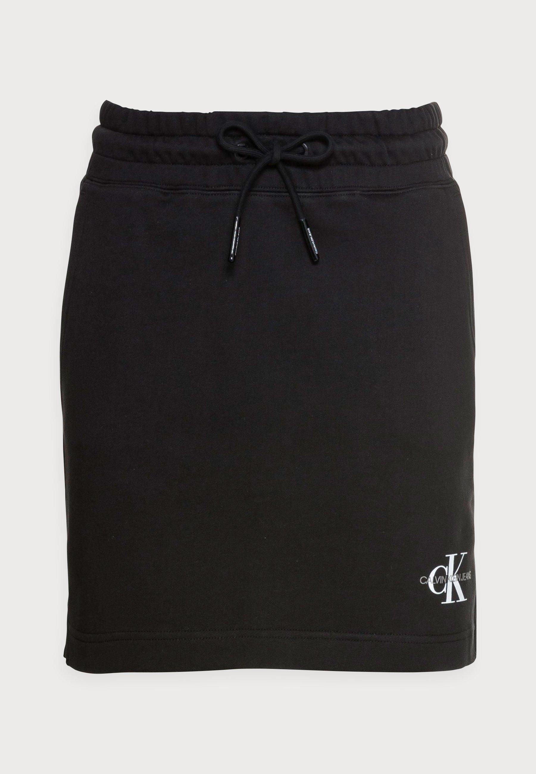 Women MONOGRAM HEAVYWEIGHT SKIRT - Mini skirt