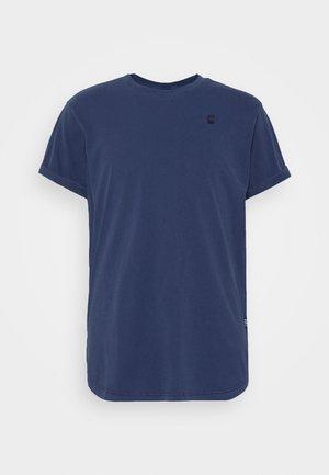 LASH  - T-shirt basic - sartho blue