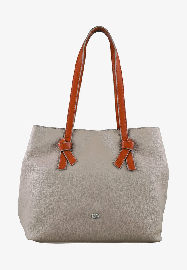 LOVELY DAY - Shopping bag - taupe