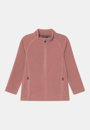 SOLID UNISEX - Fleece jacket - ash rose