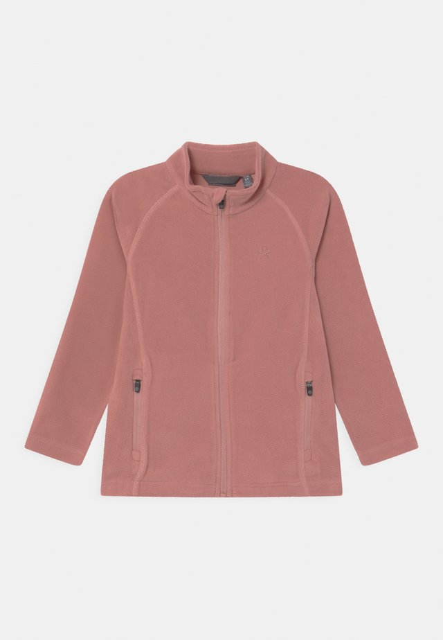 SOLID UNISEX - Giacca in pile - ash rose