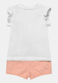 Name it - NBFHALISE NBFHANNE SET - T-shirt print - bright white - 1