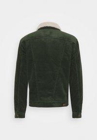 Wrangler - SHERPA - Light jacket - roisin green - 1