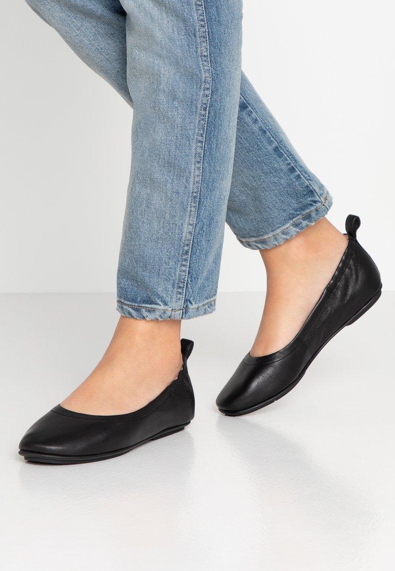 FitFlop - ALLEGRO - Ballerina's - black