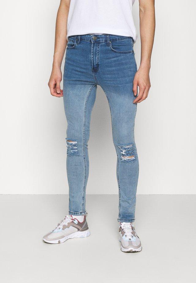 MORTON  - Skinny džíny - blue
