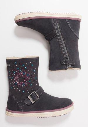 SOPHIA-TEX - Boots - charcoal