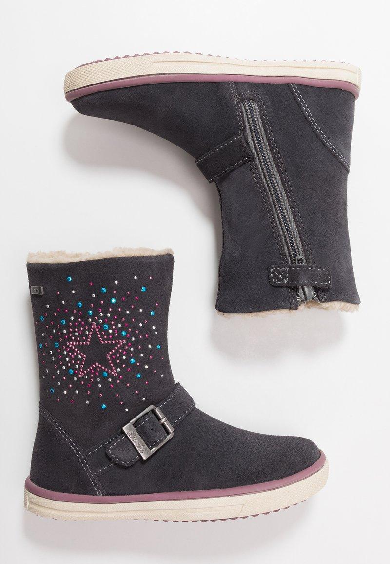 Lurchi - SOPHIA-TEX - Boots - charcoal