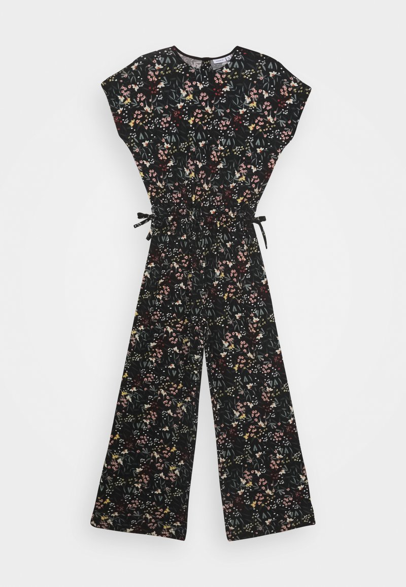 Name it - NKFLAUREN JUMPSUIT - Overall / Jumpsuit /Buksedragter - black