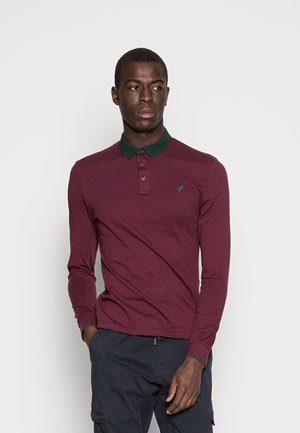 MUSCLE FIT - Poloshirts - bordeaux