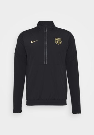 FC BARCELONA - Klubtrøjer - black/metallic gold