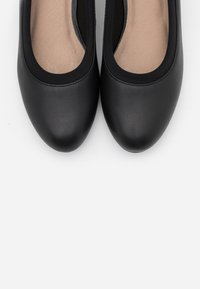 Clarks - MALLORY BERRY - Wedges - black - 5