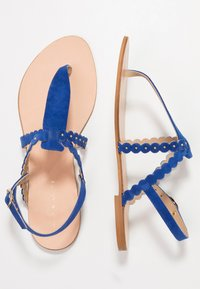mint&berry - T-bar sandals - blue - 3