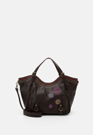 BOLS ASTORIA ROTTERDAM - Handbag - brown