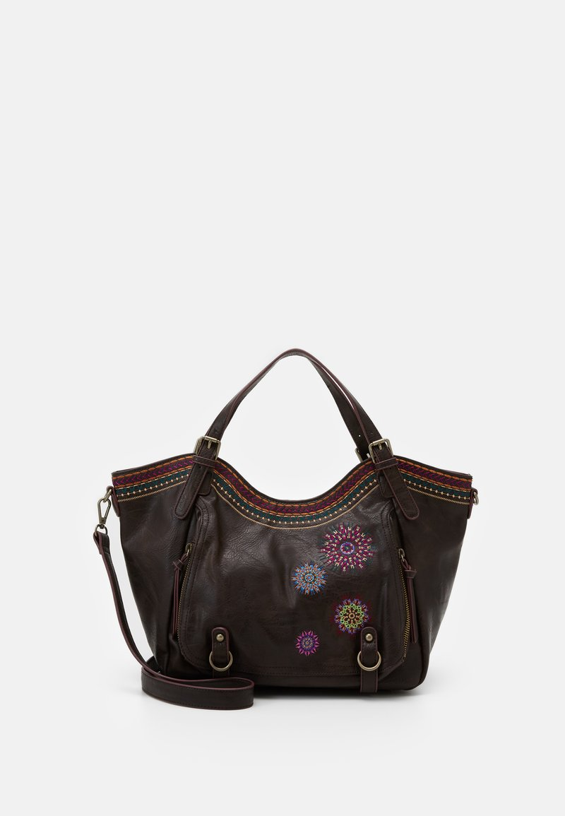 Desigual - BOLS ASTORIA ROTTERDAM - Handbag - brown