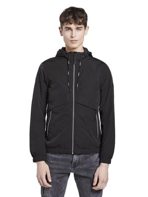 JACKEN & JACKETS LEICHTE JACKE - Light jacket - black