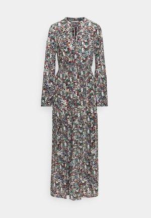 ONLVICK ANKEL DRESS - Vestido largo - night sky/beat bloom kalamata