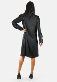 Aline Celi - Shift dress - black - 2