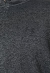 Under Armour - STORM  1/4 ZIP LAYER - Sweatshirt - black light heather - 2