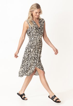 DORY - Day dress - black