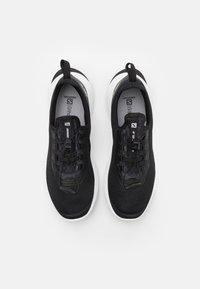 Salomon - SENSE FEEL 2 - Chaussures de running - black/white - 3
