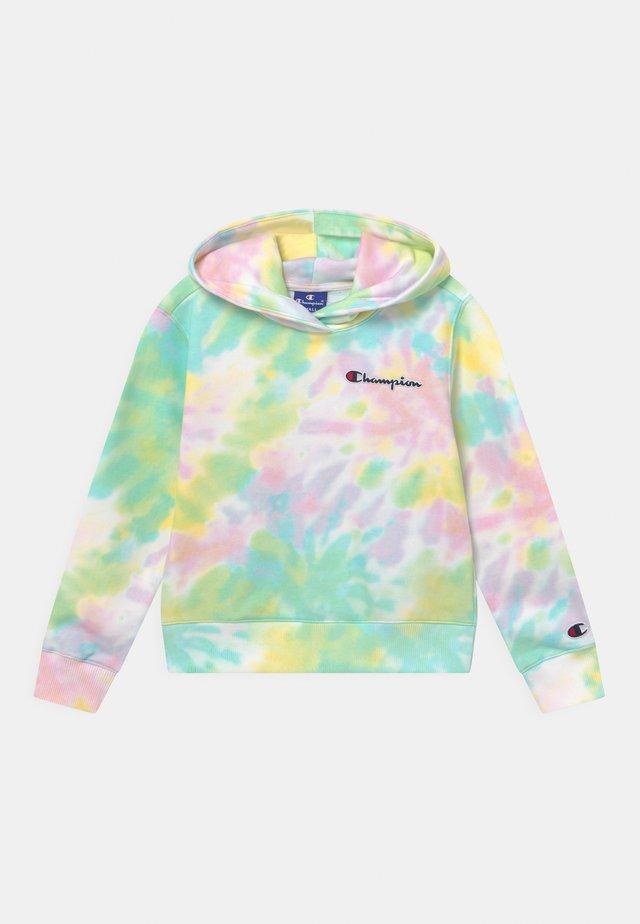 STREET CULTURE HOODED UNISEX - Sweatshirt - multi-coloured