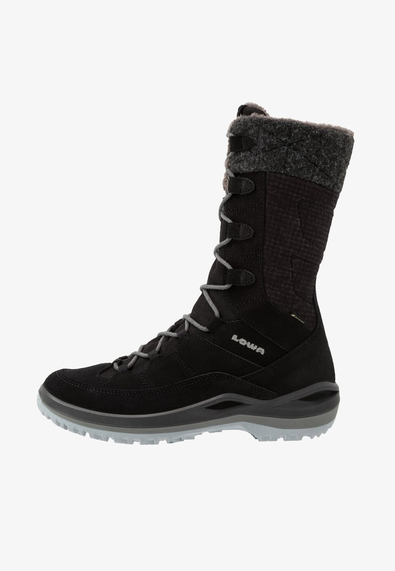 Lowa - ALBA III GTX - Winter boots - schwarz/grau