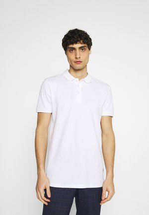 WITH CHEST ARTWORK - Polo shirt - white