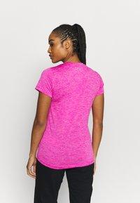 Under Armour - TECH TWIST - Camiseta básica - meteor pink - 2