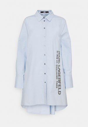 EMBELLISHED  - Chemisier - cashmere blue