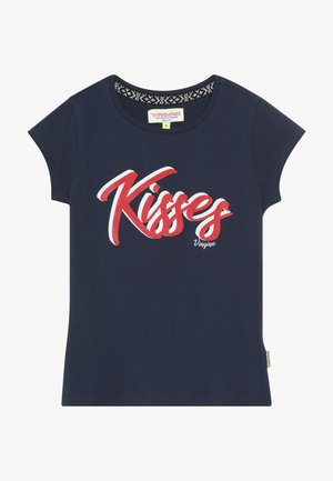 HAIDRY - T-shirt con stampa - dark blue