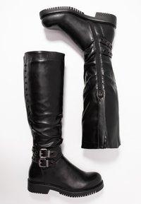 Anna Field - Cowboy/Biker boots - black - 3