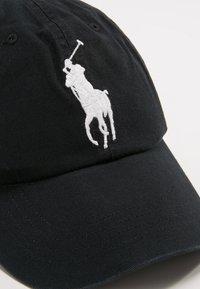 Polo Ralph Lauren - CLASSIC SPORT CAP  - Cap - black - 6