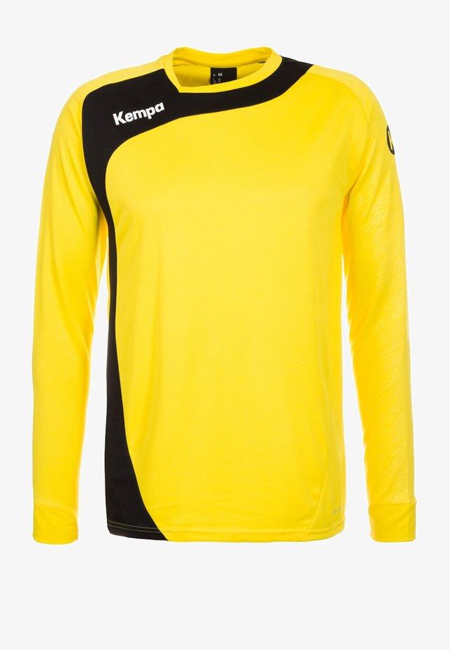 PEAK - Sportswear - yellow/black