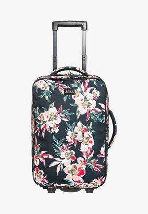 MIT ROLLEN  - Wheeled suitcase - anthracite garden s