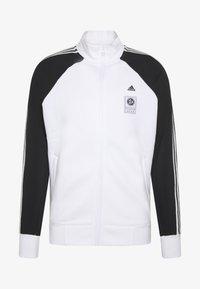 adidas Performance - DEUTSCHLAND DFB ICONS TOP - National team wear - white/black - 3