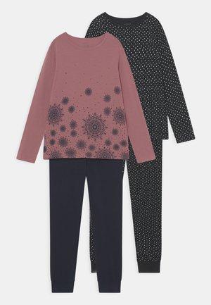 NKFNIGHT NOSTALGIA MANDELA 2 PACK - Pyjama set - nostalgia rose
