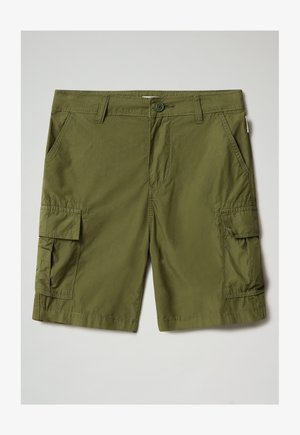 NOTO - Cargo trousers - green cypress