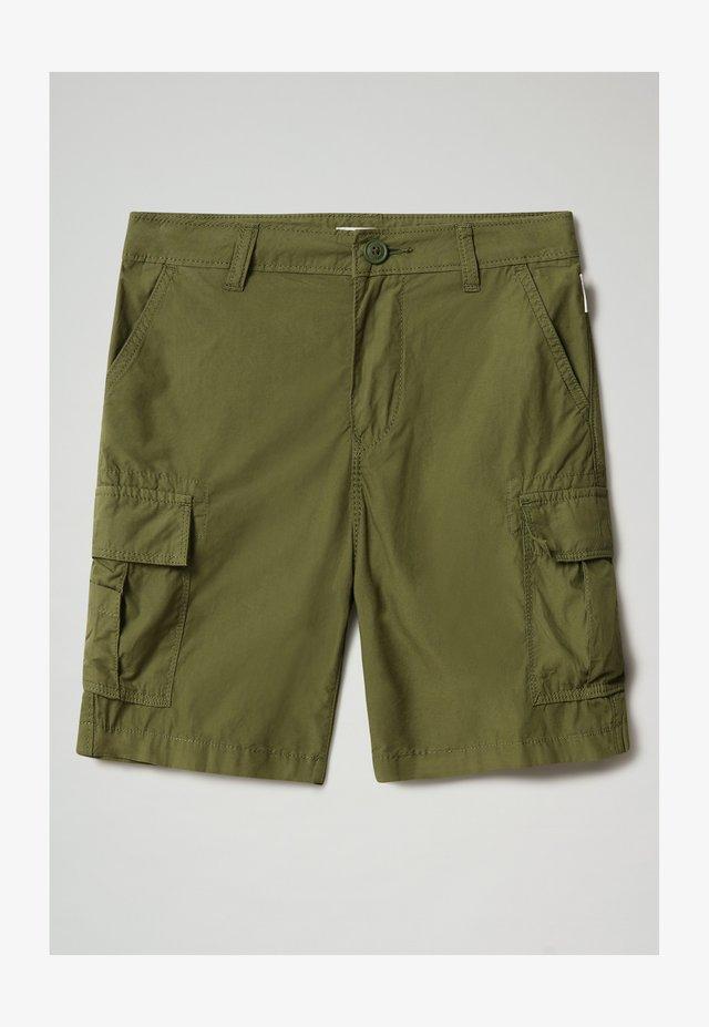 NOTO - Pantalon cargo - green cypress