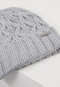 Michael Kors - CABLE CUFF HAT - Berretto - heather grey - 5