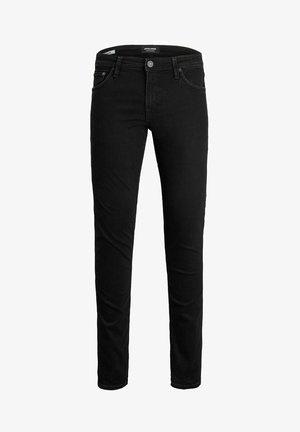 SLIM FIT - Slim fit jeans - black denim
