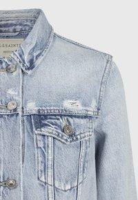 AllSaints - HAY - Denim jacket - blue - 2