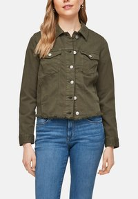 s.Oliver - Denim jacket - khaki - 5